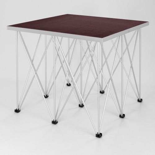 Tavolo richiudibile 100x100