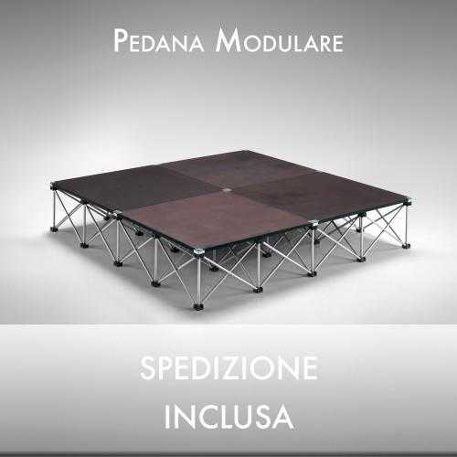 Occasione Pedana ex-demo 200 x 200 cm mod.NP