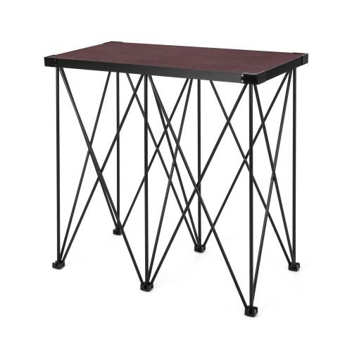 Tavolino richiudibile 50x100 Black