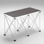 Tavolino richiudibile 60x120