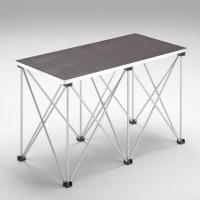 Tavolino richiudibile 50x100