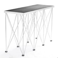 Tavolino richiudibile 50x142