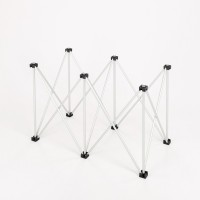 Struttura modulare 60 x 116 cm