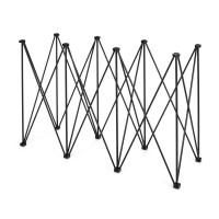 Struttura modulare 50 x 142 cm Black