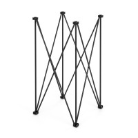 Struttura modulare 50 x 50 cm Black