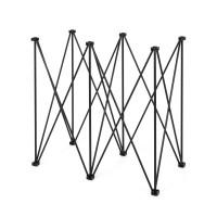 Struttura modulare 60 x 116 cm Black