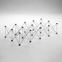 Struttura modulare 91 x 178 cm