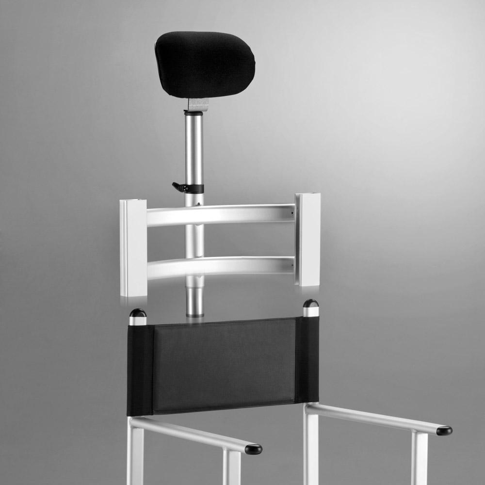 poggiatesta per sedia trucco professionale